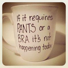 True story. Happy Saturday:)
