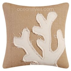 Embroidered & Quilted Pillows