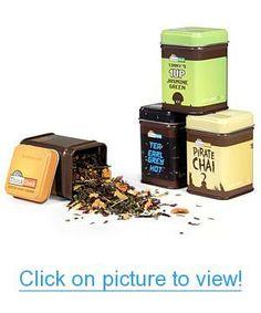 Timmy's Tea Sampler Home #Office #Food #Caffeine