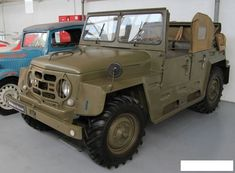 1953 Škoda 973 Army Vehicles, Armored Vehicles, International Scout, Jeep Xj, American Motors, G Wagon, Land Cruiser, Transportation, Automobile