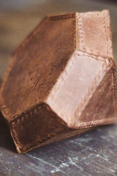 Leather Diamond pape