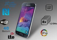 The new Samsung galaxy s4 mini plus.