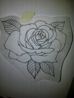 Download Free mens rose tattoo rose hip tattoo rose tattoo ideas rose design tattoo ... to use and take to your artist.