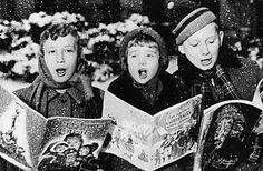 Go Christmas caroling in your neighborhood.