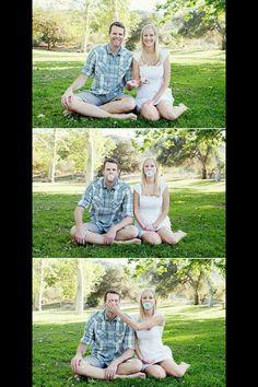 Cute gender reveal idea :)