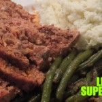 Paleo Sweet Potato Meat Loaf Recipe. Easy Meat Loaf Recipe that will WOW your tastebuds!