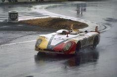 Porsche 908/2 • Le Mans 1970