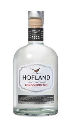 Hofland#Holland#Gin ginfusion