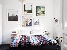 Dormitorio.... decorar con fotos <3
