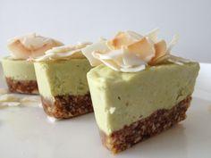 Raw Key Lime Pie by Alice Nicholls at TheWholeDaily.com.au