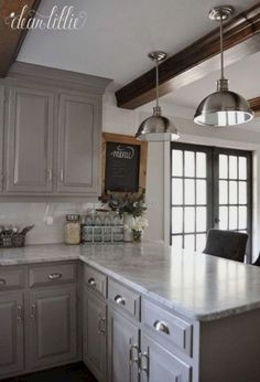 The Basics of Buying Kitchen Cabinets - CHECK PIC for Many Kitchen Ideas. 22429677 #kitchencabinets #kitchenstorage