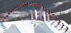 Sochi Olympics – Frame by Frame12 – Fubiz™