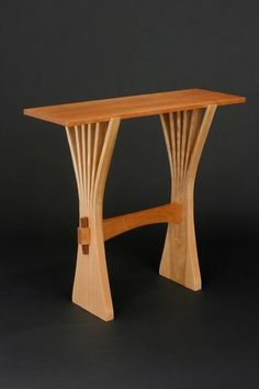 Abanico Console Table by Seth Rolland