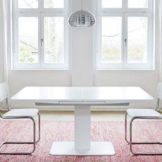 S1055 Table à rallonge, Thonet