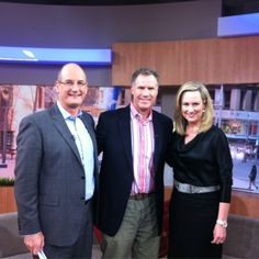 Funnyman Will Ferrell meets - and impresses - Kochie and Mel.