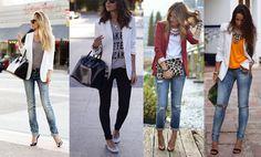 De Par com a Moda: A união do blazer ao casual