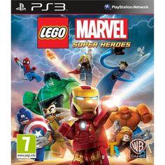 #BonPlan #JeuxVideo #PS3 #Cdiscount ❤ #Lego #Marvel Super Heroes - Jeu PS3 LEGO Marvel Super Heroes propose un scénario #original mêlant l'ensemble des #univers Marvel. Les joueurs prennent le contrôle d' #IronMan, #Hulk, #CaptainAmerica, #Wolverine et bien d'autres .. https://plus.google.com/+Petitbuzzjeuxvideo/posts/AcAJuaCUfnL