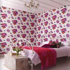 Tips On Choosing Wallpaper For Your Bedroom