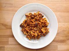 reCocinero: fideuá de setas Waffles, Cereal, Breakfast, Ethnic Recipes, Blog, Arrows, Ethnic Food, Cooking, Morning Coffee