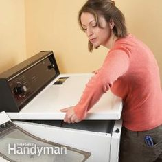 Want to clean lint from the dryer exhaust vent? We'll show you how in 30 minutes.