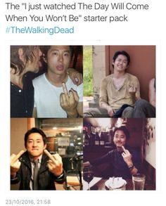 ☼ Glenn Rhee will live on ☼