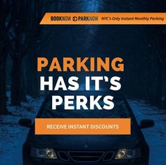 ParkSafe with @iconparkingnyc ❄️ Avoid the snow and get the perfect parking spot today.   #IconParkingNYC #ParkWithUs Icon Parking, Nyc, New York