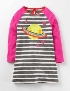 Ellie - Sparkly Jersey Dress (4-5 years)