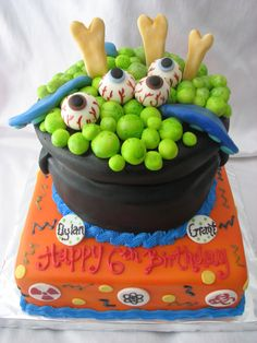 Cakes And Desserts For Your Parties Cake Galleries Mad Scientist