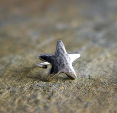 Starfish Cartilage Earring