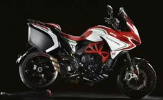 MV Agusta Announce Limited Edition Turismo Veloce RC Edition