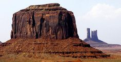 Arizona's Monument Valley: Just over 13 miles north of the Arizona border, Highway 163 runs straight as an arrow south towards the silent stone monoliths of Monument Valley. The flat-bottomed valley itself is a park administered by the Navajo Nation, where tribe members still live and farm among the skyscraper-size sandstone buttes and towers that soar from the plain of sagebrush scrublands. www.discoveramerica.com