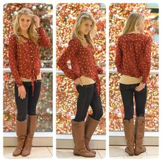 Cute blouse and colors