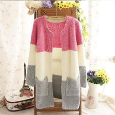 ways to Sale Price US $11.89 Discount 15% Hot Women Sweaters 2016 Autumn Winter Casual Cardigan Fashion Knitted Solid Slim Lovely Sweaters Elegant Candy Colors Cardigans in 60 minutes #sweaters-cardigans