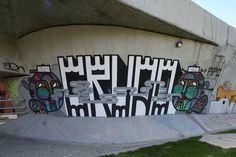 Art Project Colombia - Crudo #StreetArt