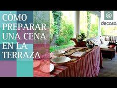 Cómo preparar una cena en la terraza (Programa completo) | Celebraciones...