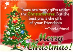 christmas wishes for friends and family | Merry Christmas Quotes ...
