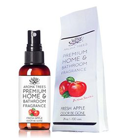Best Aroma Trees Premium Bathroom Perfume Spray Odor - Bathroom odor spray