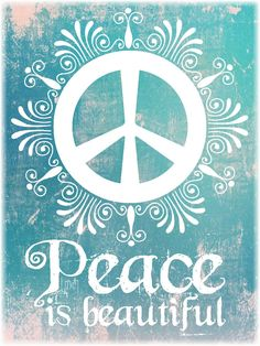 "is beautiful"" Digital ✌Peace Sign Art By Emsie Paz Hippie, Hippie Peace, Happy Hippie, Hippie Love, Boho Hippie, Hippie Chick, Hippie Shop, Bohemian, Peace On Earth"
