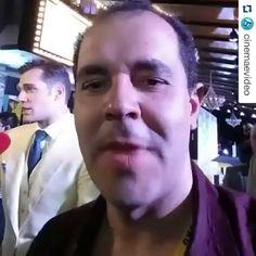Clip de #HenryCavill  en la Premiere de #ManFromUncle en #RiodeJaneiro #themanfromuncle #cavill #cavillfan #GuyRitchie #AliciaVikander #HughGrant #ElizabethDebicki #movies #celebs shared by @cinemaevideo ・・・ Henry Cavill no Cinema&Vídeo! Entrevistamos o ator no Tapete Vermelho do filme O Agente da UNCLE. Oferecimento : Essencialli Turismo, Coca-Cola ( Uberlândia Refrescos ) e Casa do Sanduíche.  Veja nossos vídeos nos Snapchats: cinemaevideo e kelsonvenancio