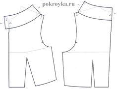 Моделирование воротников-стоек | pokroyka.ru-как сшить юбку, брюки, платье, пиджак, журналы по шитью