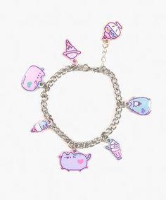 Pusheen bracelet