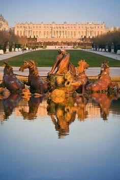 Palacio Versalles París