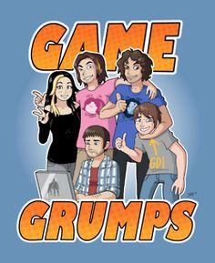 Game Grumps poster.