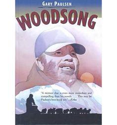 Woodsong : Book : Gary Paulsen : cover by Neil Waldman