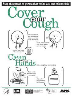 Healthy Habits During Cold/Flu Season.