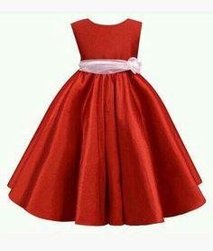 Vestido rojos