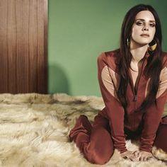 Lana Del Rey, ultramoderne diva - Diaporama photo
