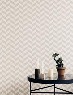 Angle | Papier peint géométrique | Motifs du papier peint | Papier peint des années 70
