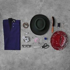 Our latest #essentials features @mrhat_, social media consultant and hat maker. Read more on our site.
