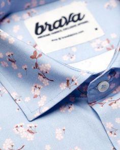 Camisa Estampada Sakura Flower